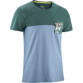 Edelrid Nofoot T-Shirt Homme, stone blue